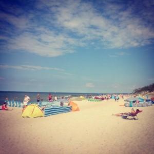Mielno-beach